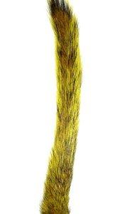 Хвост белки SQUIRREL TAIL Yellow.