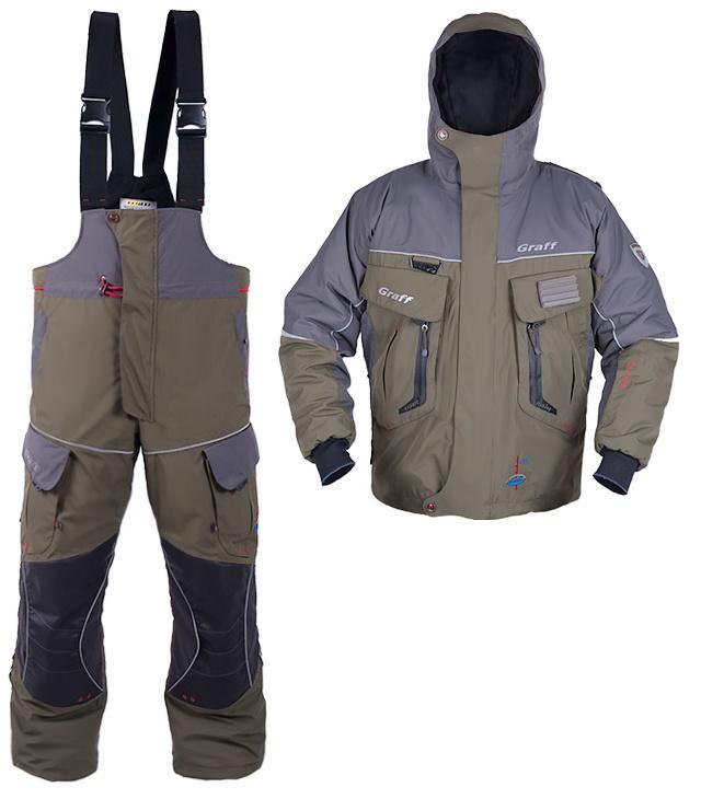 костюм рыболовный 613-713 graff
