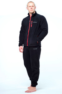 Фото Костюм флисовый FORSAGE THERMAL SUIT BLACK M
