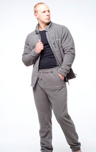 Фото Костюм флисовый FORSAGE THERMAL SUIT GRAY XXL
