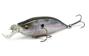 Фото Воблер Megabass IxI Shad Type-R Ghost Shad