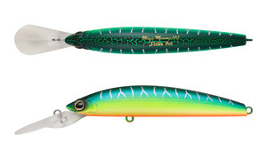 Фото Воблер Strike Pro Magic Minnow 85 EG-068F#A223S-RP 8.5см 9,8гр