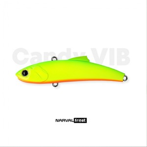 Фото Narval Frost Candy Vib 85mm 26g #005-Limetreuse