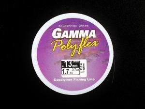 Фото Леска Gamma Polyflex Copolymer Fishing Line 0.13 mm 110m