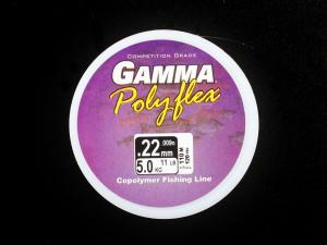 Фото Леска Gamma Polyflex Copolymer Fishing Line 0.22 mm 110m