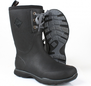 Фото Сапоги MuckBoot Arctic Excursion Lace Mid (серые)