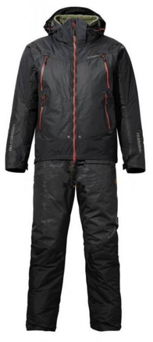 Фото Костюм Shimano Advance Warm Dryshield  HD RB024N черный