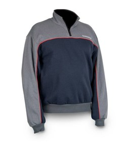 Фото Свитер Shimano HFG HALF ZIP SWEAT 02