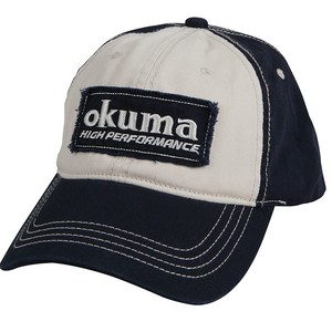 Фото Кепка Okuma Full Back Two Tone Blue Patch