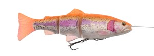 Фото Приманки SG 4D Line Thru Trout 25 180g 02-Golden Albino