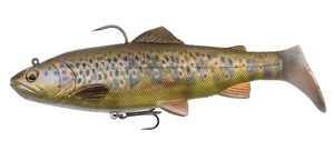 Фото Приманки SG 4D Trout Rattle Shad 20.5 03-Dark Brown Trout