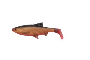 Фото Приманки SG River Roach Paddletail 22 125g Blood Belly