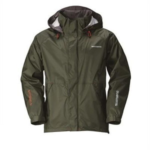 Фото Куртка Shimano DS Basic Jacket Хаки 3XL (EU)