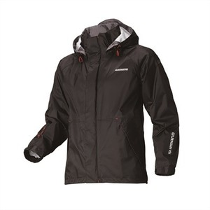 Фото Куртка Shimano DS Basic Jacket Черная M (EU)