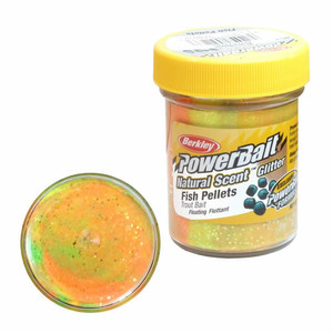 Фото Паста Berkley PowerBait Natural Scent Rainbow