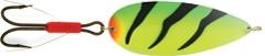 Блесна Kuusamo Hauki 80/22(незацеп) BL/GR/FYe-S купить по цене 600 рублей - РыбачОК - Рыболовный интернет-магазин