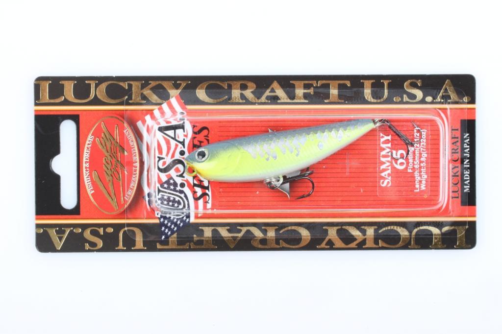 LUCKY CRAFT Sammy 100-150 MS Crack