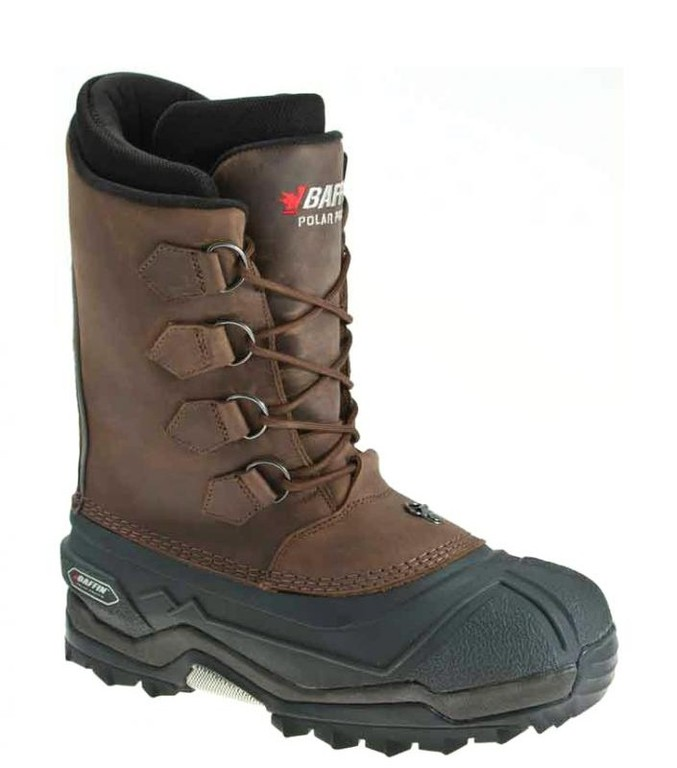 Фотография Ботинки Baffin Control Max Worn Brown 46